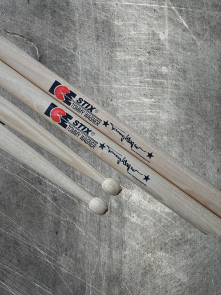 Original Drumsticks von Tommy